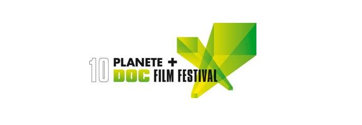2013-05-07 logo Planet Doc Festival